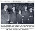 Mannschaftsmeister beim Oktoberfest- Landesschießen 1958